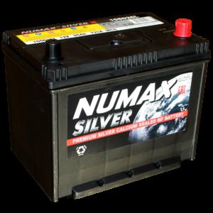 NUMAX SILVER 105D26L