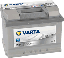 VARTA Silver Dynamic 61 Ач