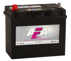AFA Plus  45 Ач  JL+