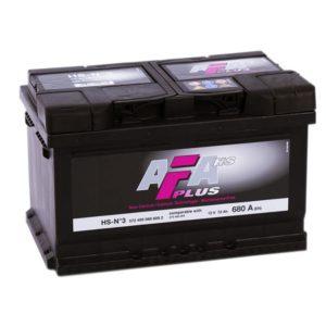 AFA Plus  72 Ач