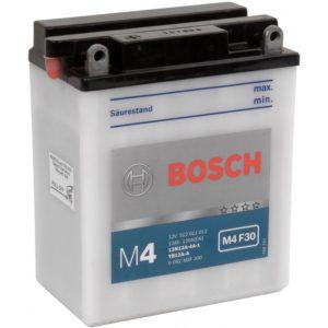 Bosch 12 Ач M4F 30 (YB12A-A)
