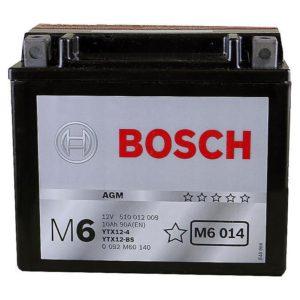 Bosch 10 Ач  M60 14 (YTX12-BS)