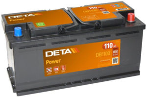 Deta Power 110 Ач