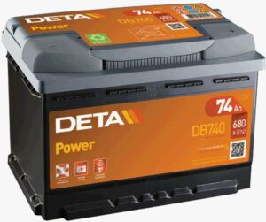 Deta Power 74 Ач