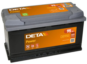 Deta Power 95 Ач