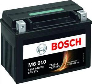 Bosch 8 Ач  M60 10 (YTX9-BS)