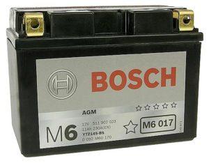 Bosch 11 Ач M60 17 (YTZ14B-BS)