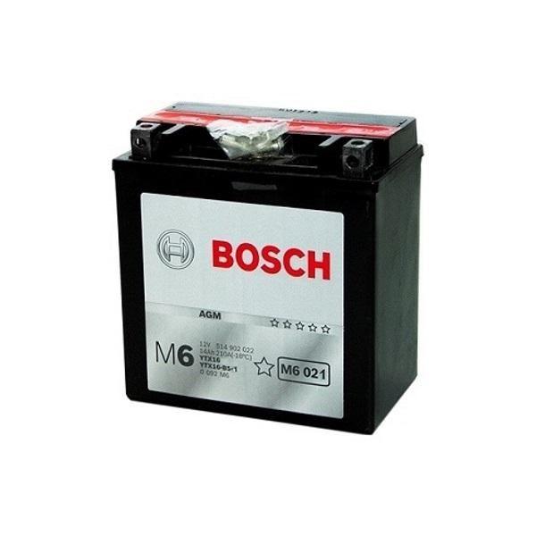 Bosch 14 Ач M60 21 (YTX16-BS-1)