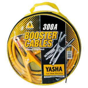 Провода прикуривательные YASHA 300 A