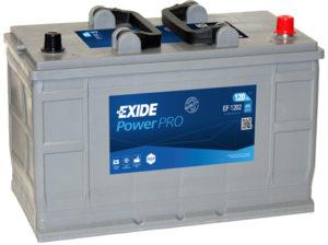 EXIDE PowerPro 120 Ач