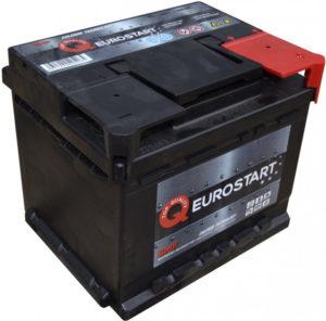 EUROSTART 55 Ач