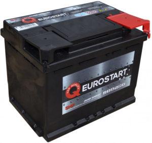 EUROSTART 62 Ач