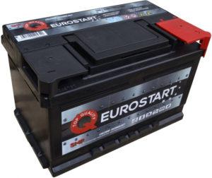 EUROSTART 75 Ач