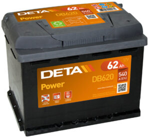 Купить Deta Power 62 Ач фото